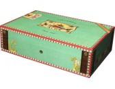 Хьюмидор Elie Bleu Alba Green Pistachio Sycamore 75 сигар