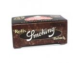 Сигаретная бумага «Smoking» Brown Rolls 24 шт. (в рулоне)