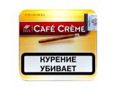 Cигариллы Cafe Creme  Original 10 шт. (ж/б)