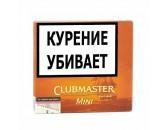 Сигариллы Clubmaster Mini Brown (Chocolate) 10 шт