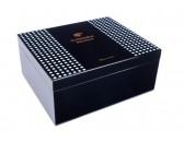 Хьюмидор Tom River с подарочным набором на 40 сигар, Cohiba Behike