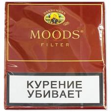 Сигариллы Dannemann Moods Filter 10