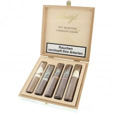 Подарочный набор сигар Davidoff Robusto Collection *5
