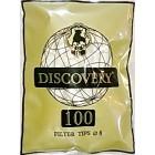 Фильтры сигаретные DISCOVERY Regular (100x10x8)
