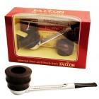 Трубка Falkon 6235110 прямая, набор, 2 чашки, 3 ерша