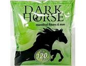 Фильтры сигаретные DARK HORSE Slim ментол