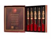 Подарочный набор сигар Gurkha Private Selection Churchill Rum Abuelo*5