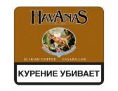 Сигариллы Havanas Irish Coffee 10 шт.