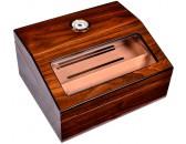 Хьюмидор Tom River на 30-40 сигар со стеклом
