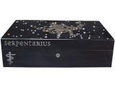 Хьюмидор Elie Bleu Zodiac Serpentarius Black Sycamore