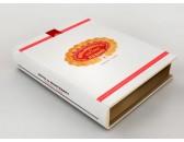 """Хьюмидор """"книга""""  HOYO DE MONTERREY  на 20 сигар"""