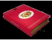 """Хьюмидор """"книга"""" ROMEO Y JULIETA на 20 сигар"""