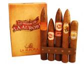 Подарочный набор сигар Lа Аurоrа Lo Mejor box  *5