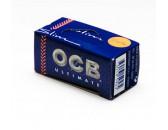 Сигаретная бумага OCB Rolls Slim Ultimate в рулонах 24 шт. (44мм х 4000мм)