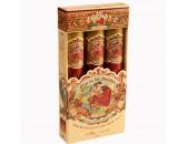 Подарочный набор сигар My Father Flor de las Antillas Tubo Toro Sampler/3