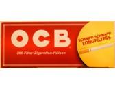 Сигаретные гильзы OCB Long Filters ( 200 шт.)