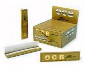 Сигаретная бумага OCB Slim Premium Gold (50пач х 32лист)
