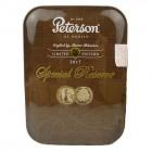 Трубочный табак Peterson Special Reserve 2017