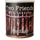 Трубочный табак Two Friends Heritage, банка 227 гр