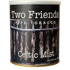 Трубочный табак Two Friends English Celtic Mist , банка 227 гр
